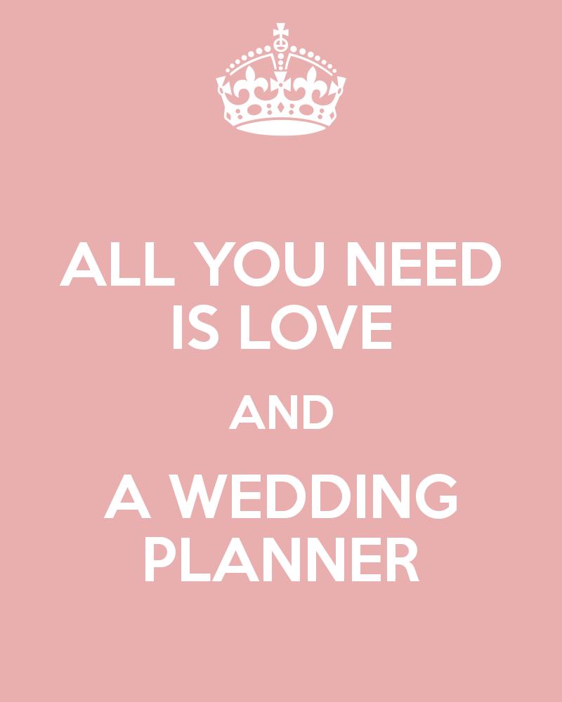 ¿Contrato a un wedding planner? 01
