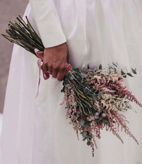 Mejores ramos de novia: ramo de Fernando Hijo