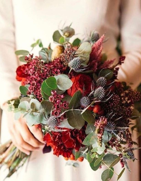 Mejores ramos de novia: ramo de La Trastienda