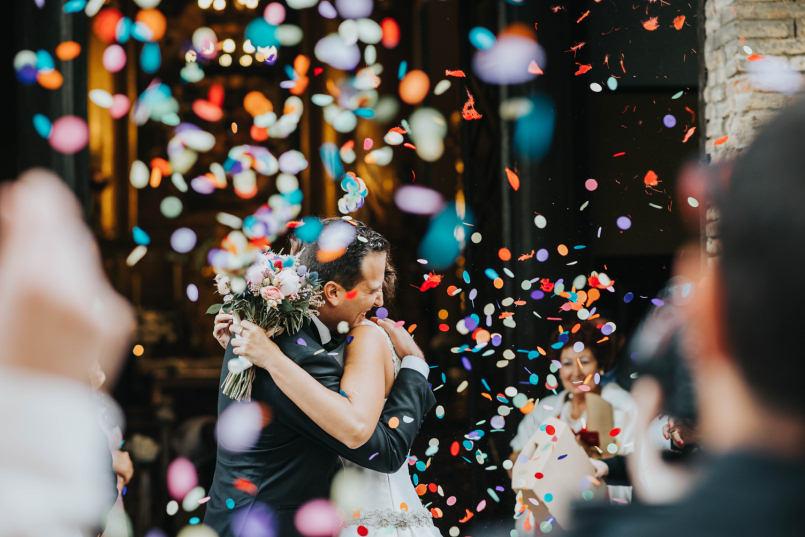 La boda de Marina y Jorge 1